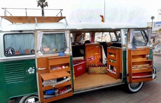 élménybeszámoló - VW Bogártalálkozó Combino Coca-Cola stílusban...
