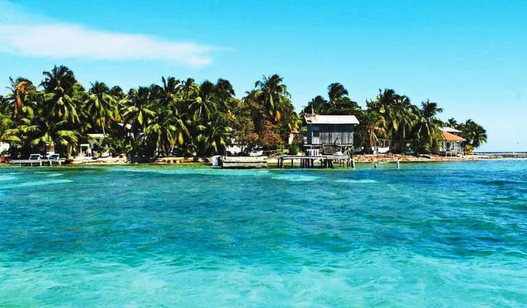 Legjobb ár-értékarányú úti célok 2017-re - Belize