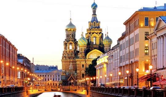 Legjobb ár-értékarányú úti célok 2017-re - Moszkva, Oroszország