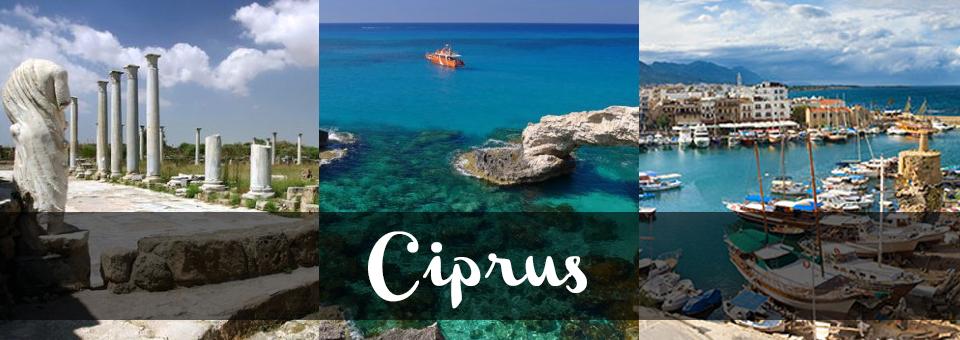 Ciprus - az egyik legkedveltebb télből nyárba úti cél