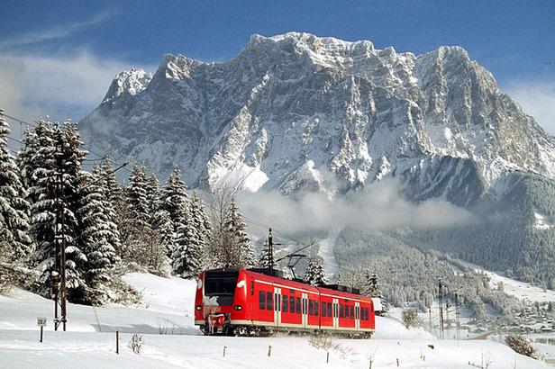 A 10 legjobb síparadicsom Európában - Garmisch – Partenkirchen