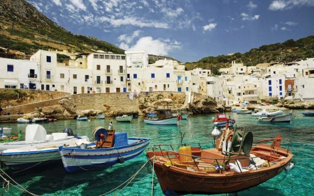 Fapados úti célok 2018 - Lipari-szigetek, Szicília