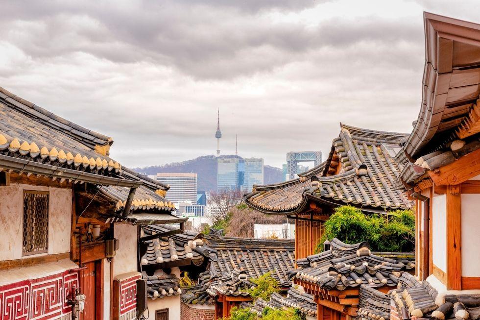 Úti célok 2018 - Lonely Planet Top 10 - Dél-Korea