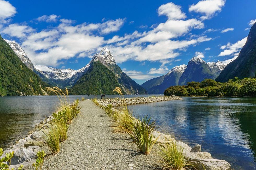 Úti célok 2018 - Lonely Planet Top 10 - Új-Zéland
