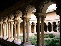 utazás lakóautóval Provence - Aix-en-Provence, Cloitre St-Sauveur