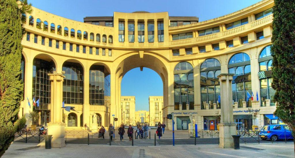 Montpellier - Antigone