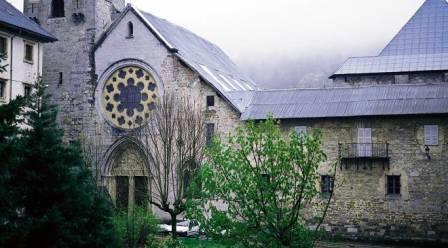 El Camino - Szent Jakab út, az első szakasz vége Roncesvalles