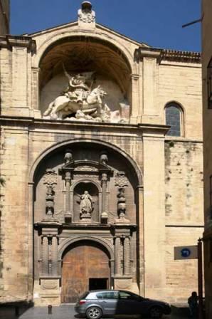El Camino - Szent Jakab út, Logroño