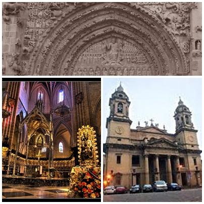 El Camino - Szent Jakab út, Pamplona