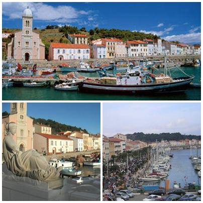 Úton Spanyolország felé - Port Vendres