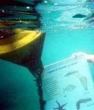 Úton Spanyolország felé - Cerbres víz alatti multimédia útvonal