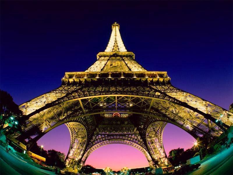 úti cél - Párizs, Eiffel-torony