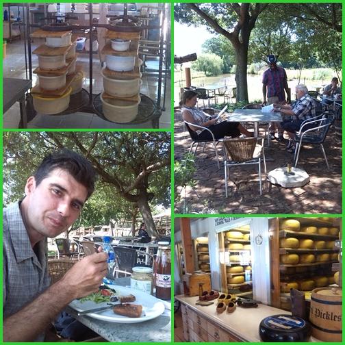 Élet Dél-Afrikában - Van Gaalen Cheesefarm