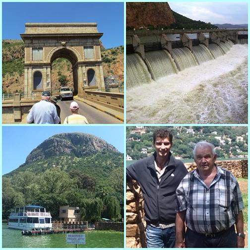 Dél-Afrika - Hartbeespoort dam