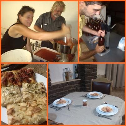 Dél-afrikai ételek és éttermek - salsa pomodoro olasz módra