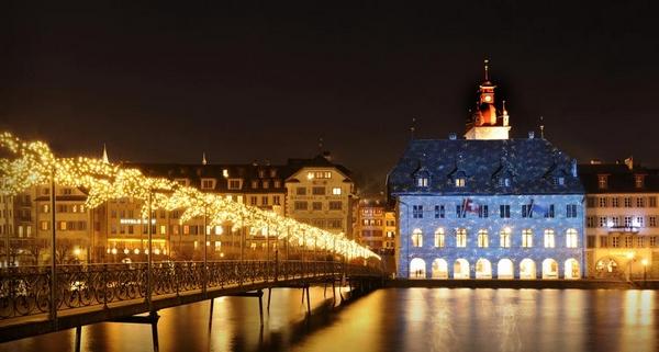 Karácsonyi vásár Luzern