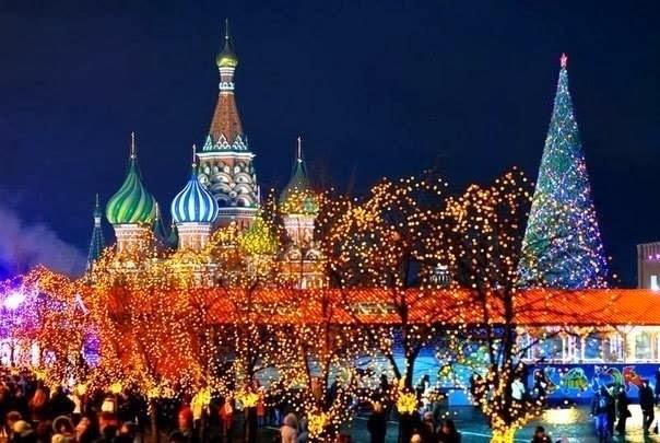 karácsonyi szokások Ororszország