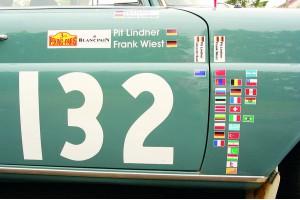 MercedesBenz W110 200 1966 4