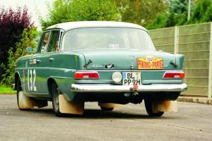 MercedesBenz W110 200 1966 6