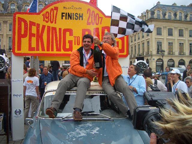 Peking Parizs Rally