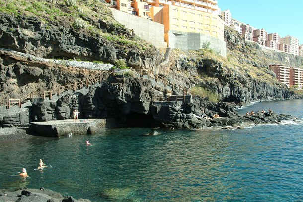 Playa Radazul y Tabaiba