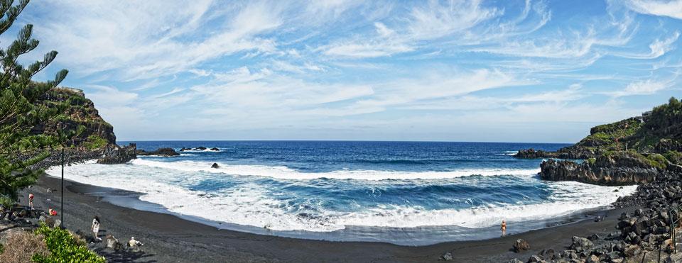 Playa de el Bolullo tenerife legszebb strandjai